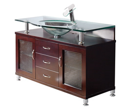 Bathroom Vanities - Cologne Range B706-1L