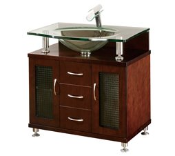 Bathroom Vanities - Cologne Range B706-1S