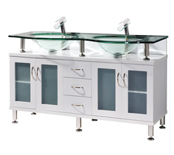 Bathroom Vanities - Cologne Range B706-72W